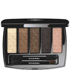 Chanel eye pallets