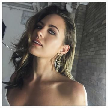 Jesinta Campbell makeup