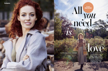 Emma Watkins wiggle for AWW