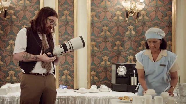 SONY NEX TVC - Lens Spotter