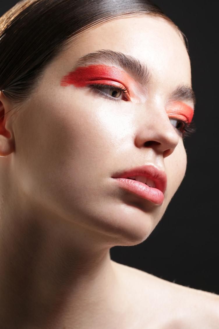 Gabby creative makeup
