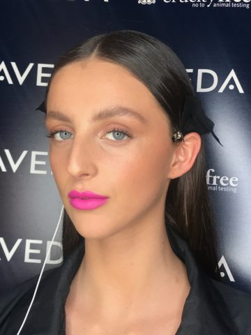 Makeup look david jones SS18